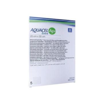APÓSITO AQUACEL AG+ EXTRA 20X30 CM CAJA C/5 PIEZAS